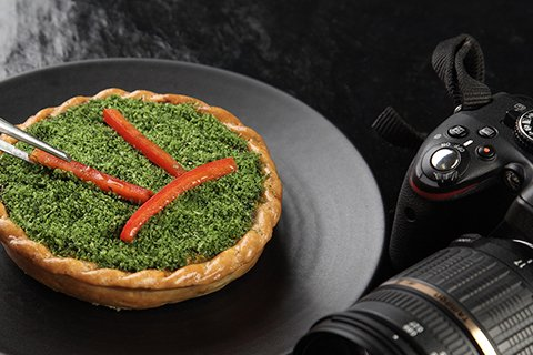 Food photography short course