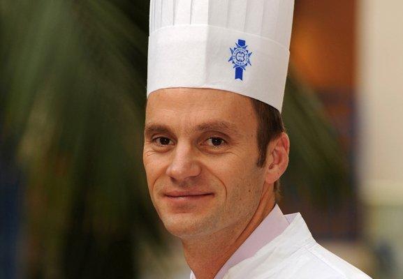 Chef Patrick Caals