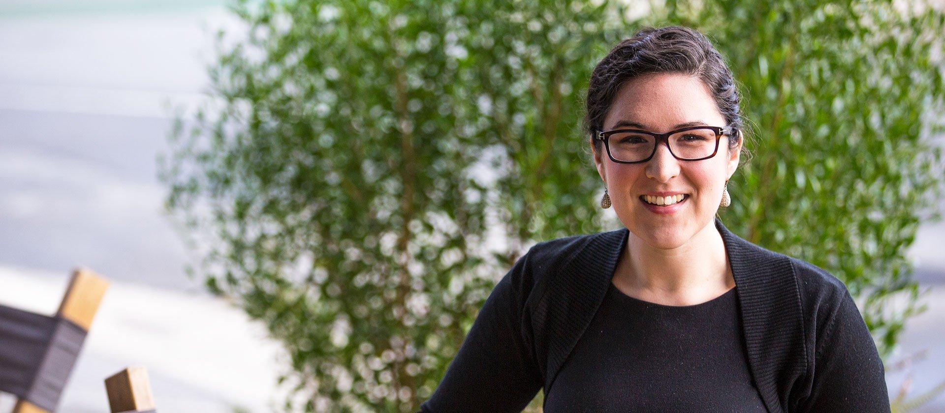 Jana Clifford from Le Cordon Bleu Master of Gastronomic Tourism Residential Program