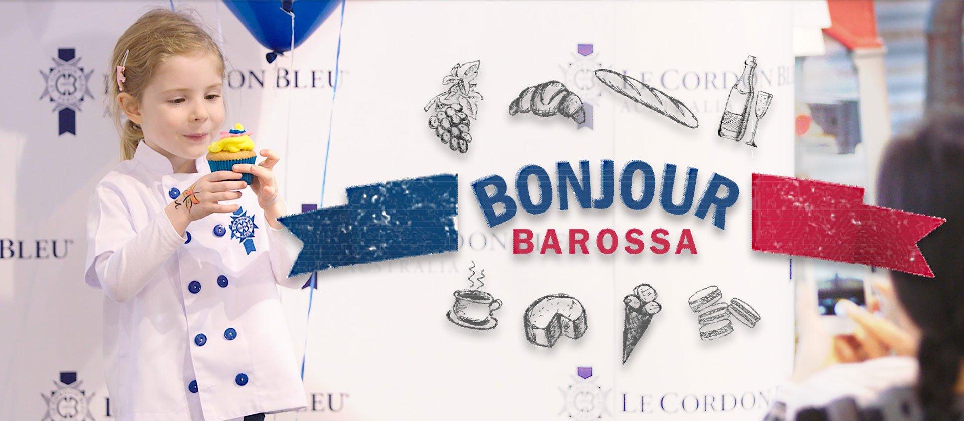 Le Cordon Bleu Adeladie at Bonjour Barossa
