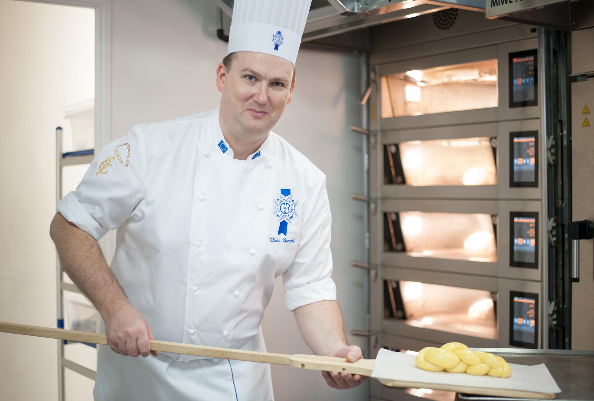 Chef Olivier Boudot