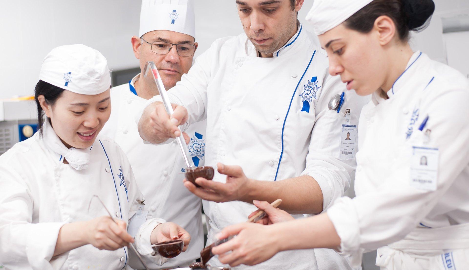 Le Cordon Bleu Paris présente ses diplômes intensifs