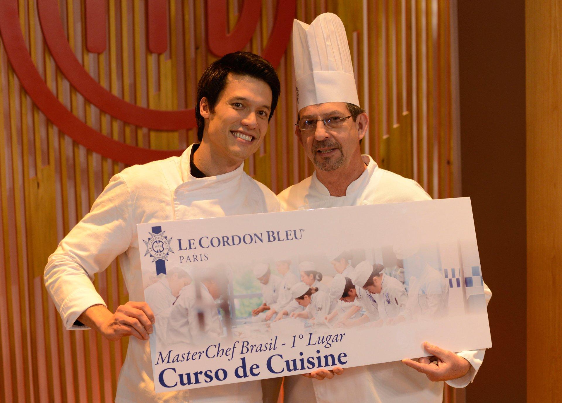 Masterchef Brasil winner 2016 - Leonardo