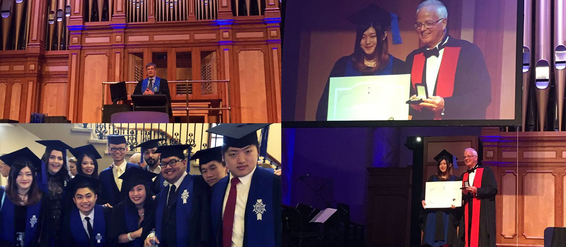 Le Cordon Bleu Australia Annual Graduation and Gala Dinner 2016