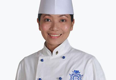Le Cordon Bleu alumni Chef Giselle Ann dela Cueva