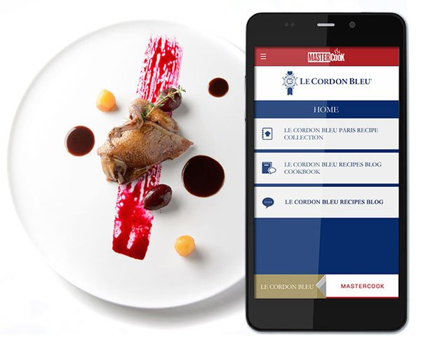 Le Cordon Bleu partners with MasterCook
