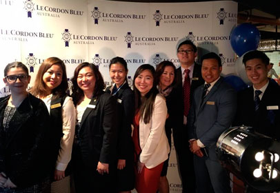 Le Cordon Bleu Sydney Career Services Industry Appreciation Event