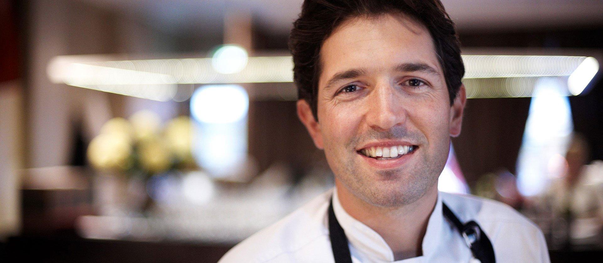 Executive chef, Ben Shewry, from Attica taken Le Cordon Bleu Melbourne students for a Masterclass