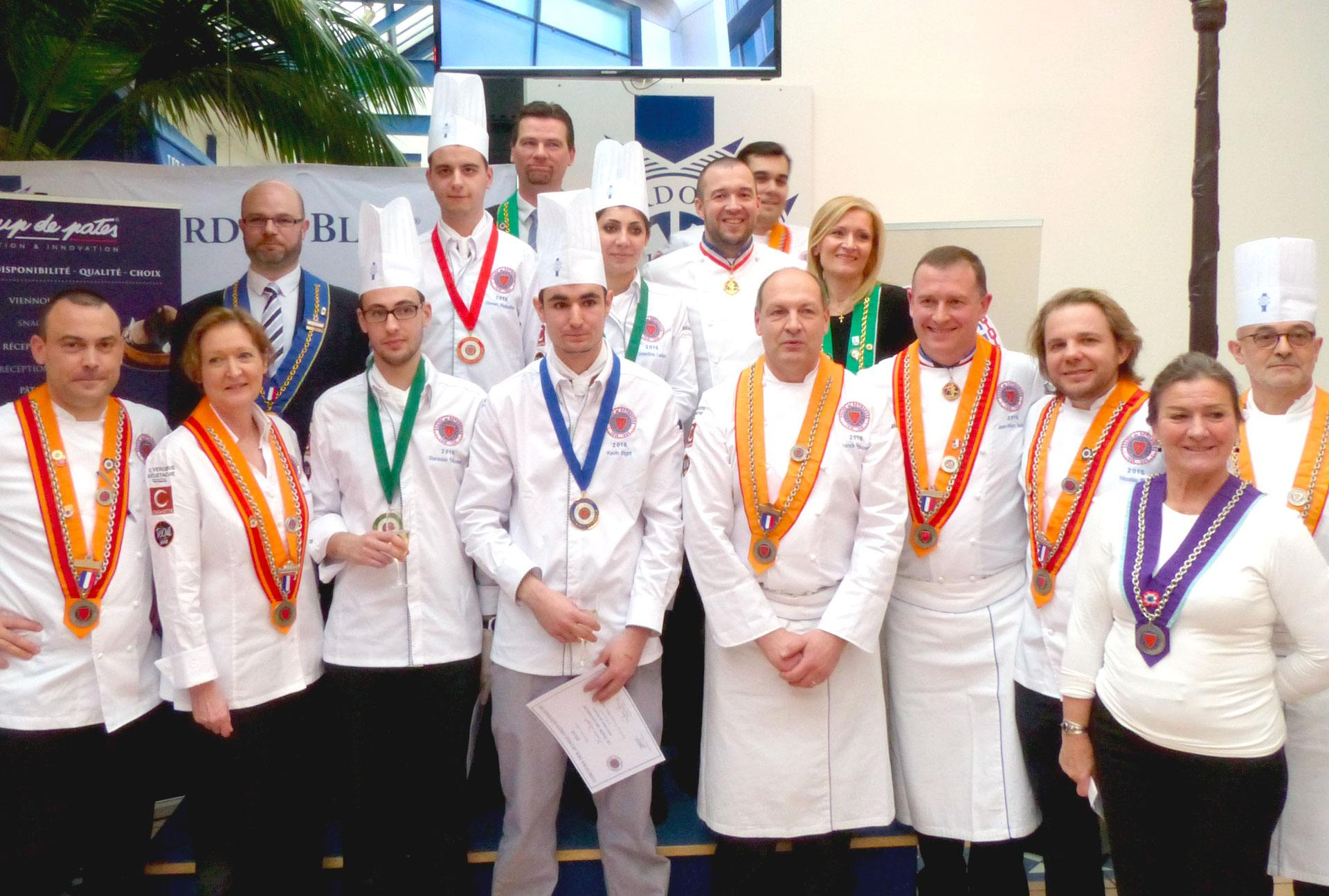 France national final jeunes chefs rôtisseurs competition