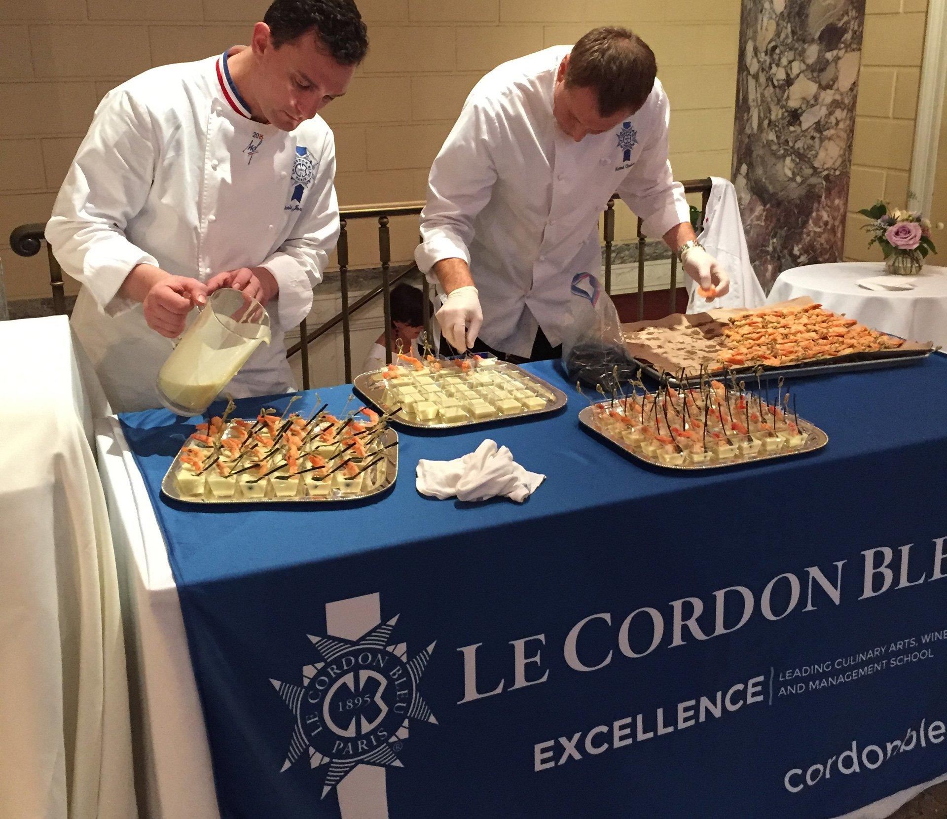 Le Cordon Bleu Chefs