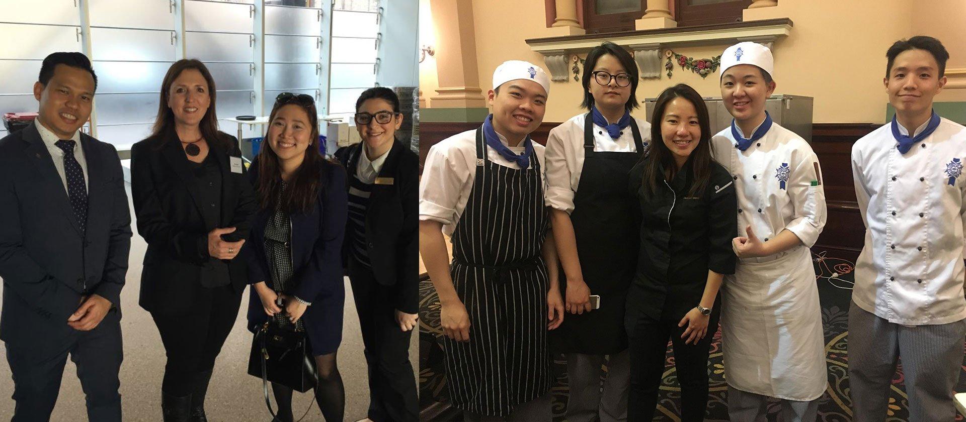 Le Cordon Bleu Australia at Asia in SA and Flavour of NSW
