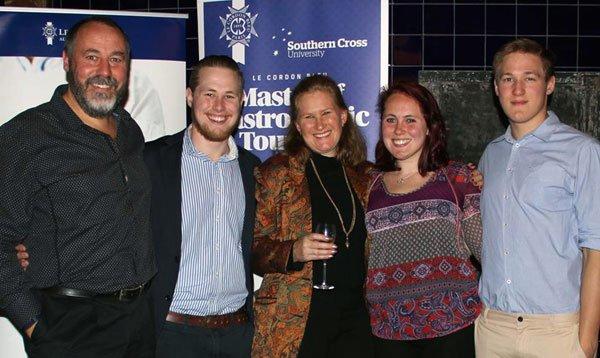 Le Cordon Bleu Australia celebrate first book by Gastronomy Alumna