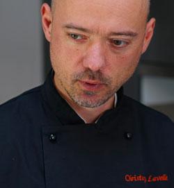 Christophe Lavelle, cuisine moléculaire;