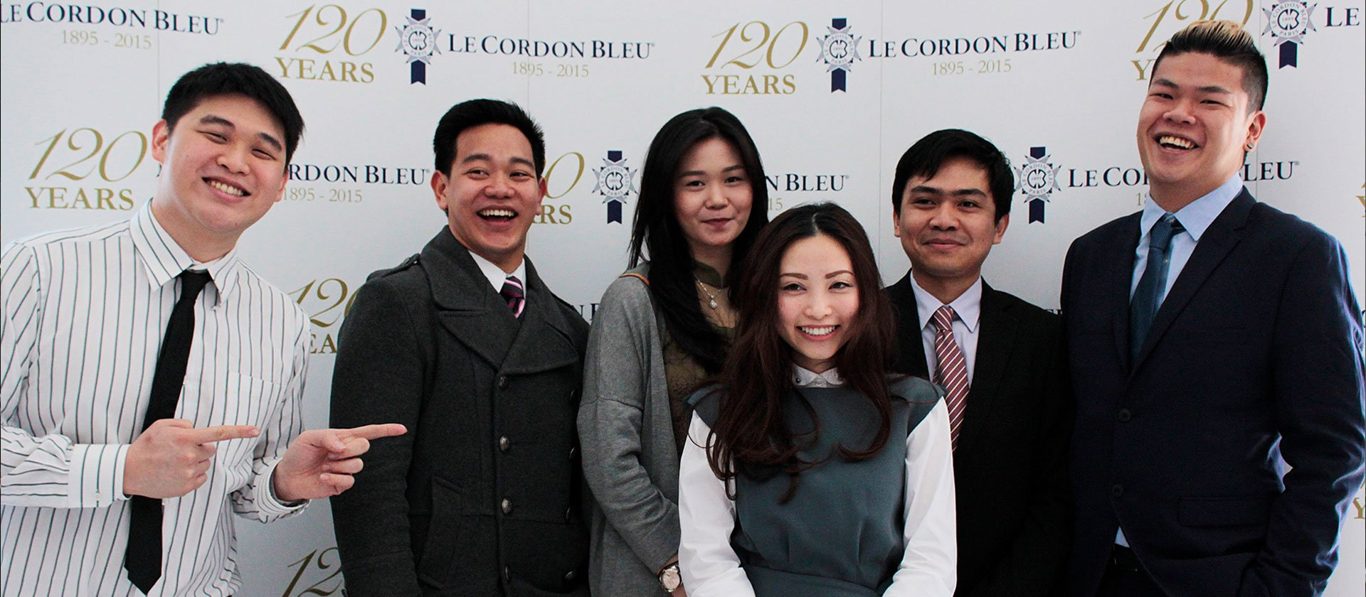 Le Cordon Bleu Melbourne Graduation Ceremony
