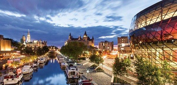 Le Cordon Bleu Ottawa campus