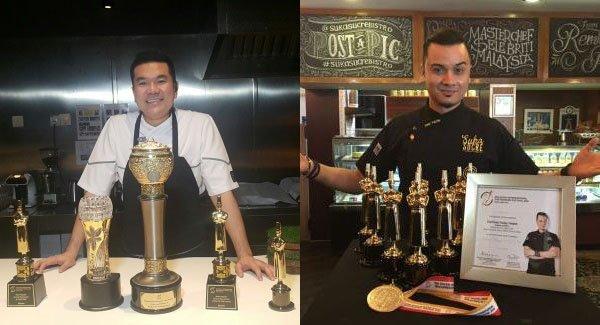 Daren Chin & Dato Fazley