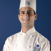 Chef Maxime Baïle