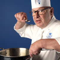 Chef Didier Chantefort