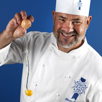 Chef Olivier Mahut