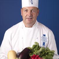 Chef Franck Poupard