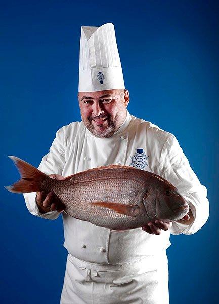 Chef Olivier Guyon