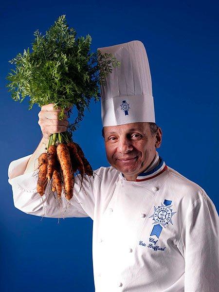 Chef Eric Briffard, MOF