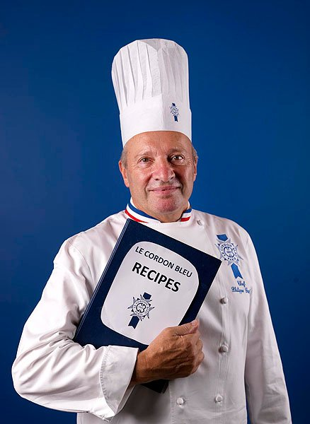 Chef Philippe Groult, MOF
