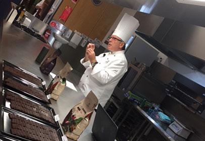 Le Cordon Bleu Melbourne Masterclass with Pastry Chef Pascal Janvier
