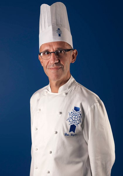 CHef Éric Verger