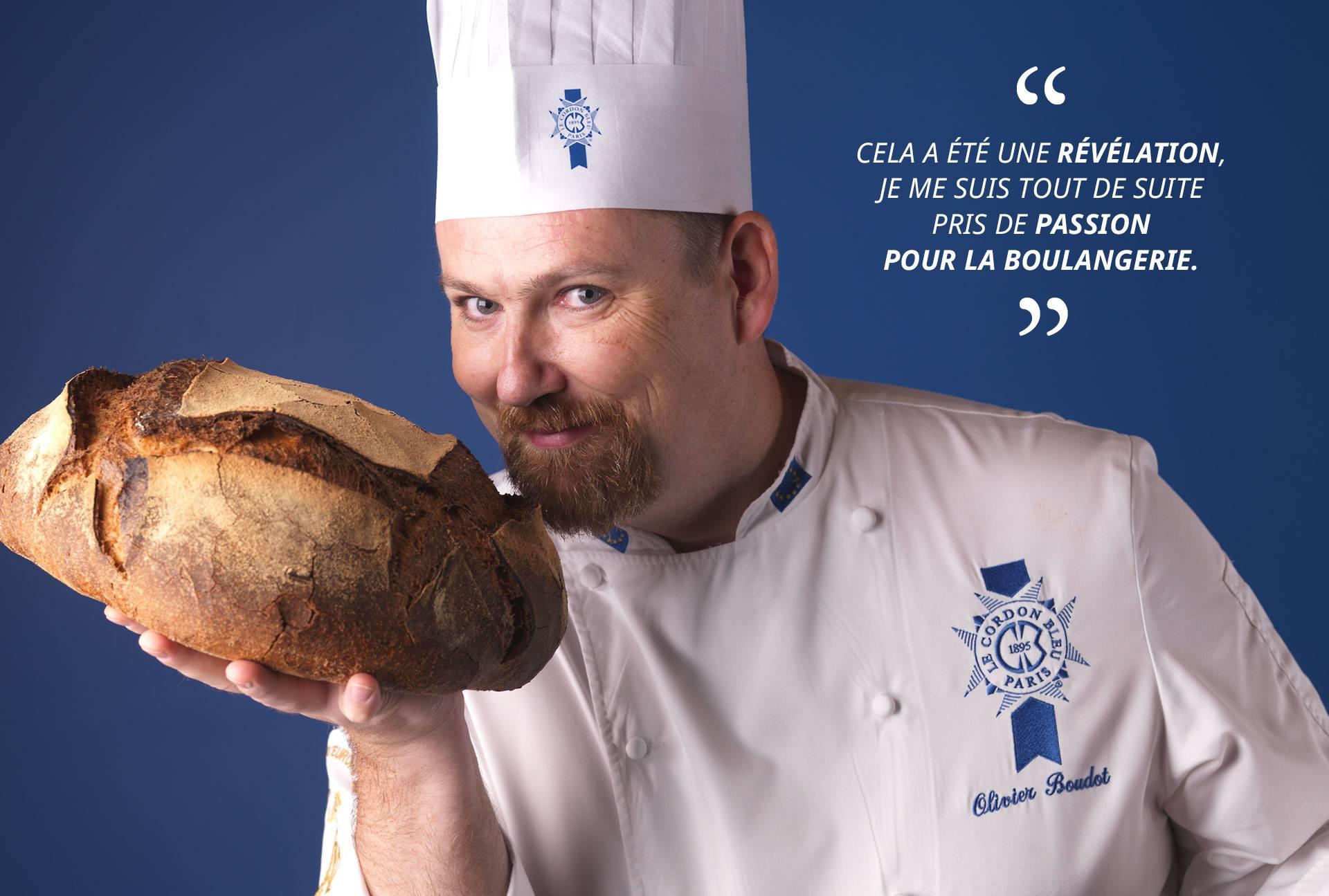 Chef Boudot boulanger