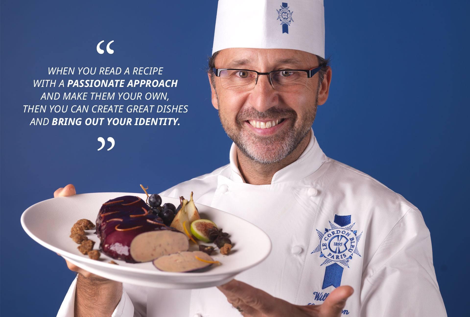 Cuisine Chef Caussimon