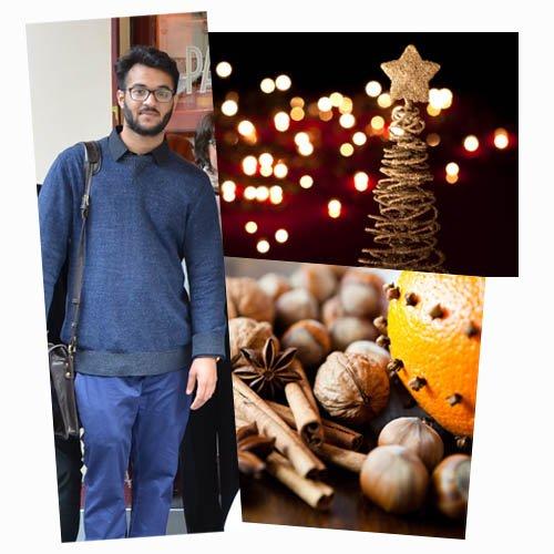 Akshat Nautiyal, Diwali en Inde