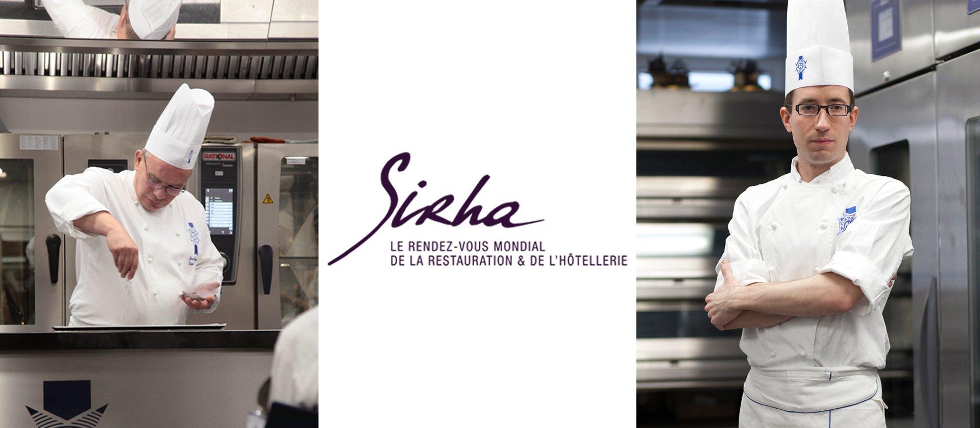 Le Cordon Bleu présent au SIRHA 2017
