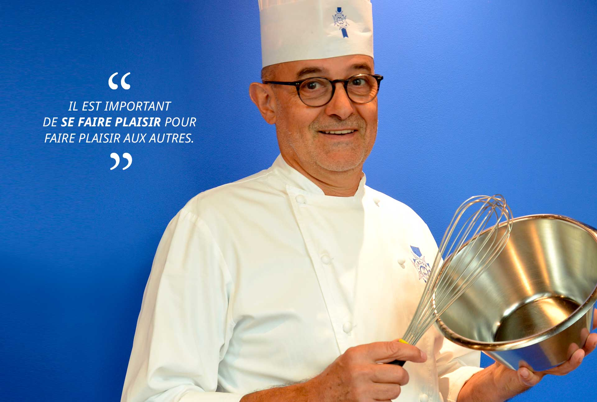 Chef Tranchant pâtissier