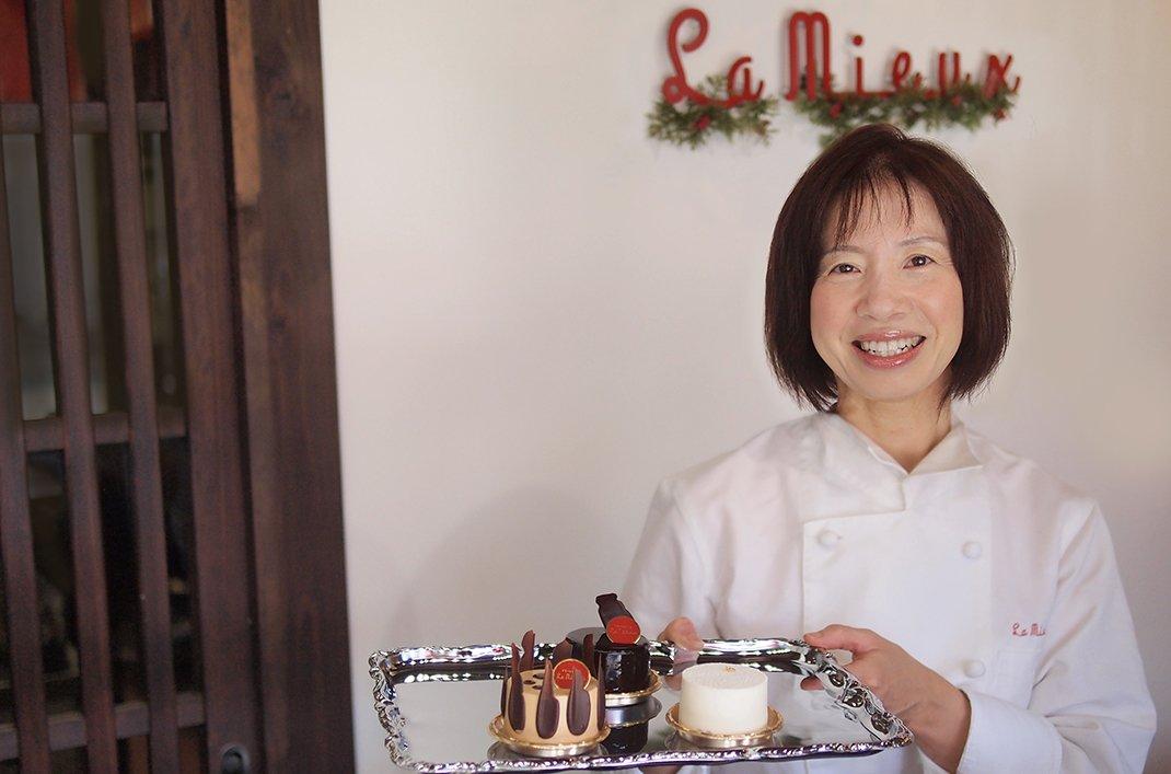 Interview: Kobe School Alumni Kyoko Tomida