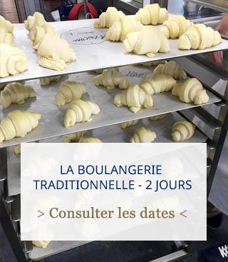 ateliers sur la boulangerie traditionnelle 2 jours