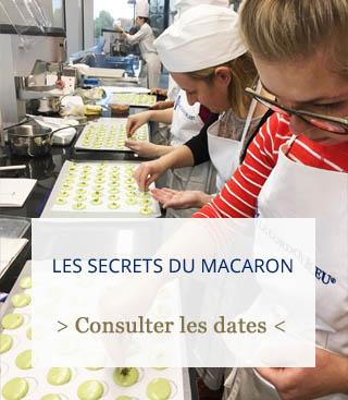 atelier les Secrets du Macaron