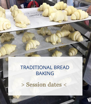 traditional bread baking 2 days