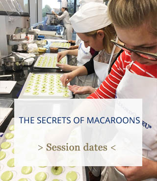 the secrets of macaroons workshop