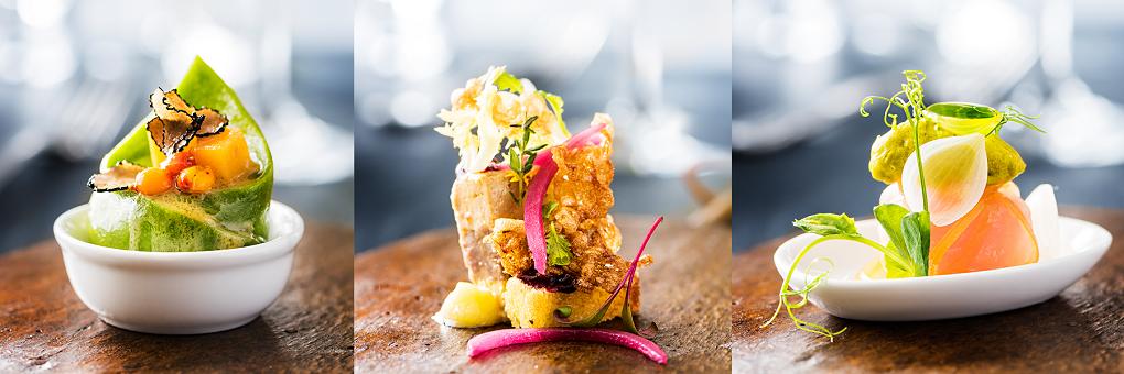 Food Photography Le Cordon Bleu
