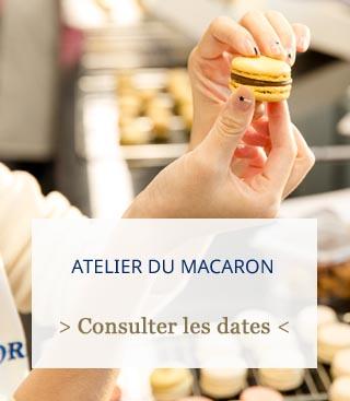 atelier du macaron Paris