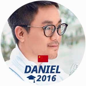 Daniel Ye diplome cuisine 2016