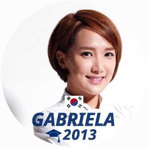 Gabriela Kook diplome cuisine 2013