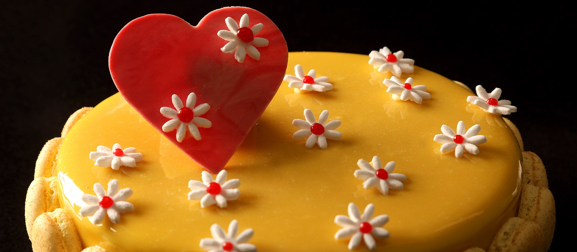 Valentine's day recipe: Lovers' entremets