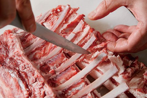 ワークショップ 骨付き肉ほか