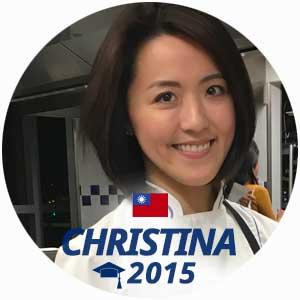 Diplômée Christina Huang