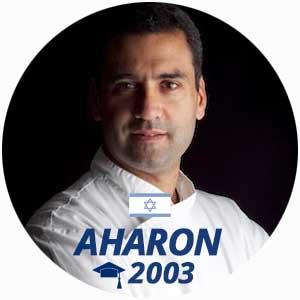 Diplômé Aharon Politi