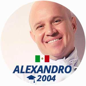 Alexandro Youri Hamacher Grand Diplôme 2004