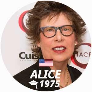 Alice Hart Grand Diplôme 1975
