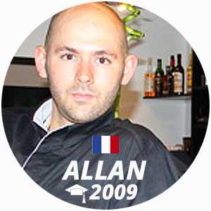 Allan Castellote Grand Diplôme 2009